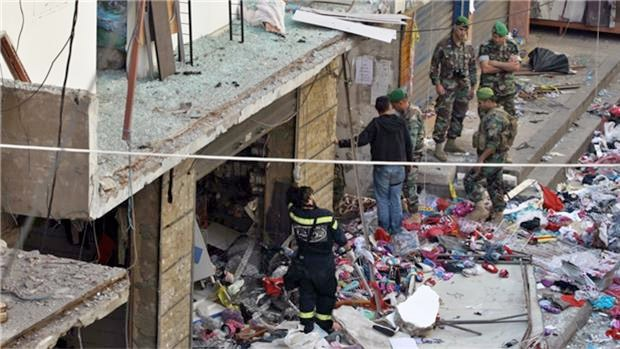 At least 43 people were killed by the ISIS bomb detonations in Bourj el-Barajneh in Beirut on November 13. 2015