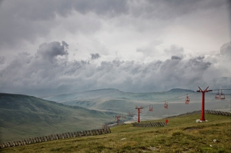 Transylvanian lift